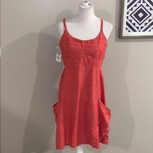 Horny Toad NWT Dizzie Dress